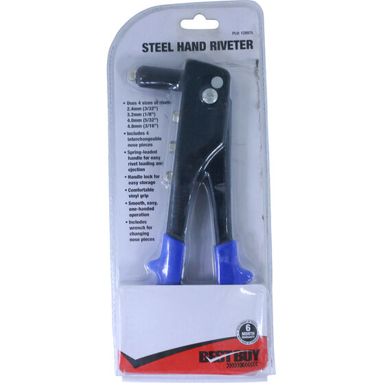 SCA Hand Riveter - Steel, , scaau_hi-res