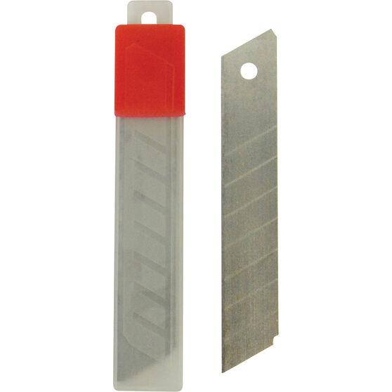 SCA Knife Blade Refills - 100 X 18mm, 12 Pieces, , scaau_hi-res