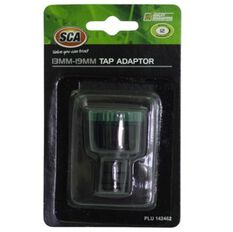 Hose - Fitting, Tap Adaptor, 13 & 19mm, , scaau_hi-res