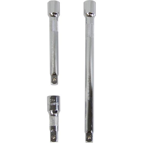 ToolPRO Extension Bar Set - 1 / 2 inch Drive, 3 Piece, , scaau_hi-res
