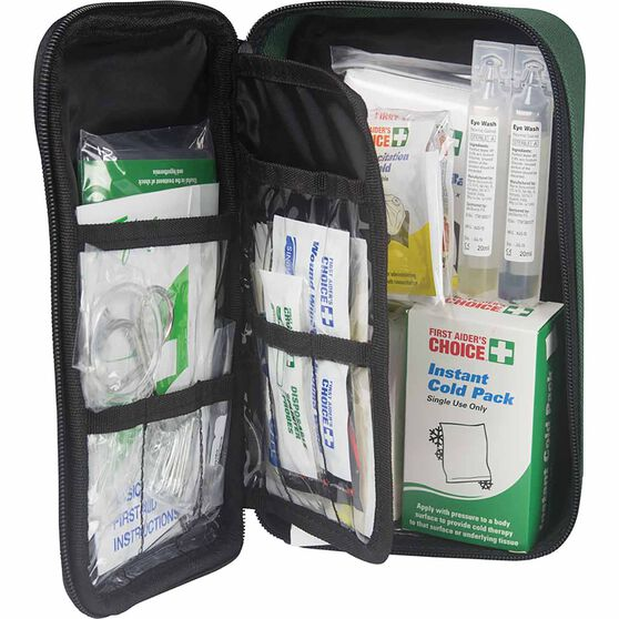 Travel Soft Case First Aid Kit, , scaau_hi-res