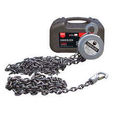 SCA Block and Tackle 3m Chain 1000kg, , scaau_hi-res
