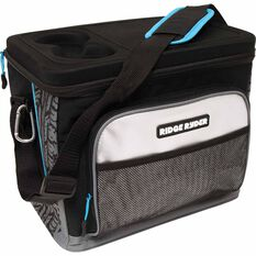 Ridge Ryder Soft Cooler with hard top - 20L, , scaau_hi-res