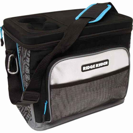 Ridge Ryder Soft Cooler with Hard Top 36 Can Capacity, , scaau_hi-res