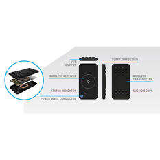 5W QI WIRELESS CHARGER & 5000MAH POWER BANK, , scaau_hi-res
