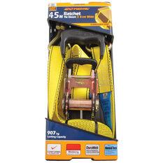 Ratchet Tie Down - 4.5m, 907kg, , scaau_hi-res