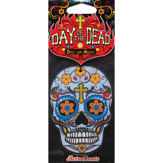 Day of the Dead Air Freshener - Day of Night, , scaau_hi-res