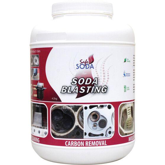 Safe Soda Blasting Soda - 4 5kg