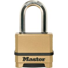 Champion Masterlock Excell Reset Combination - 50mm, 1 Pack, , scaau_hi-res