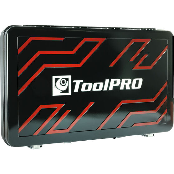 ToolPRO Socket Set - 1 / 4 inch, 3 / 8 inch and 1 / 2 inch Drive, Metric / Imperial, 81 Piece, , scaau_hi-res
