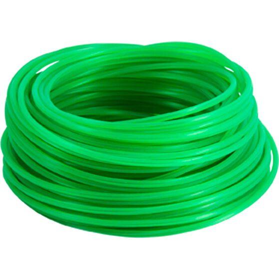 Tuff Cut Trimmer Line - Green, 2mm X 15m, , scaau_hi-res