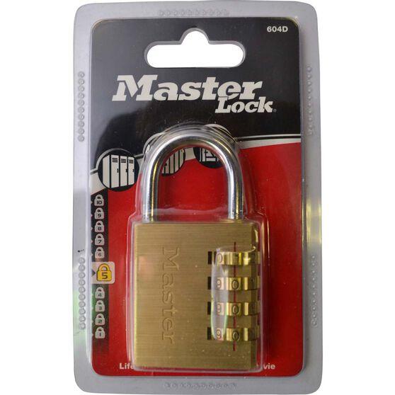 Master Lock Padlock - Combination, 40mm, , scaau_hi-res