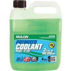 Nulon Premix Coolant - 4 Litre, , scaau_hi-res