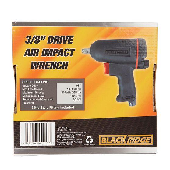 """Blackridge Air Impact Wrench - 3/8"""" Drive, , scaau_hi-res"""
