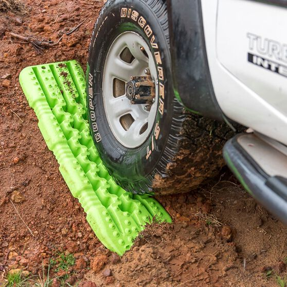 Tred Recovery Tracks - Green, 1100mm, Pair, , scaau_hi-res