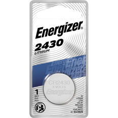 Specialty Lithium Battery - CR2430, 1 Pack, , scaau_hi-res