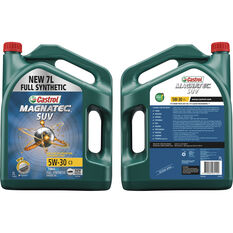 Castrol Magnatec SUV Engine Oil -5W-30, C3, 7 Litre, , scaau_hi-res