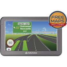 Navman GPS Navigation Unit 5 Inch EZY455MT, , scaau_hi-res
