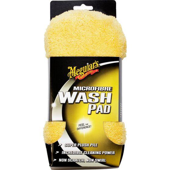 Meguiar's Microfibre Wash Pad, , scaau_hi-res