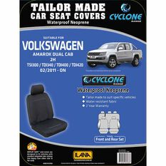 Ilana Cyclone Tailor Made Pack for VW Amarok 2H Dual Cab 02/11+, , scaau_hi-res