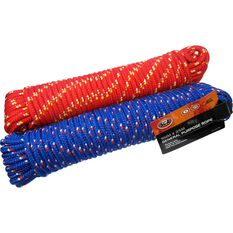 SCA General Purpose Poly Rope - 9mm X 25m, , scaau_hi-res