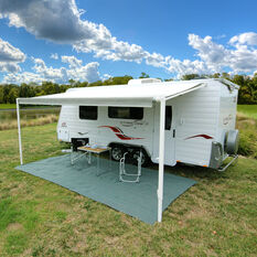 Camec Caravan Floor Matting - 6.0 x 2.5m, , scaau_hi-res