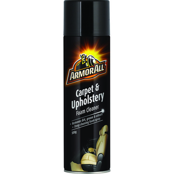 Armor All Carpet & Upholstery Cleaner 500g, , scaau_hi-res