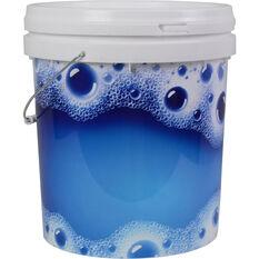 Designer Pail Bucket 'Bubbles' - 15L, , scaau_hi-res