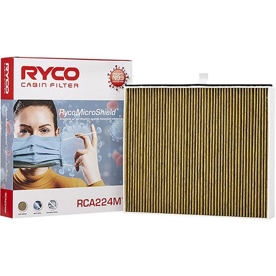 Ryco Cabin Air Filter N99 MicroShield RCA224M, , scaau_hi-res