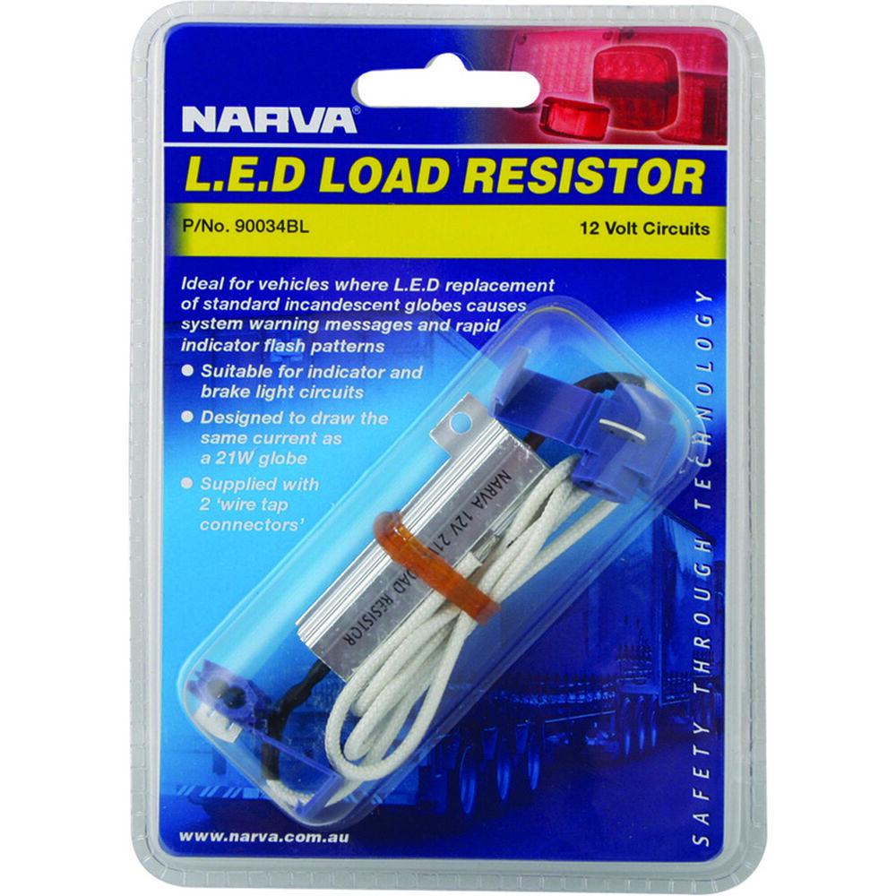 Narva Load Resistor Led 12v 21w Supercheap Auto Wiring Inline Resistors