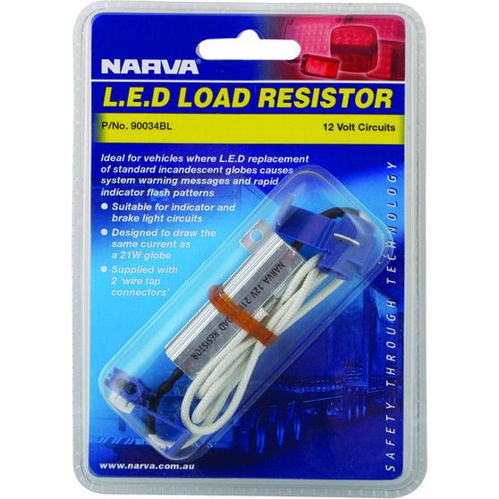 Narva Load Resistor - LED, 12V, 21W, , scaau_hi-res
