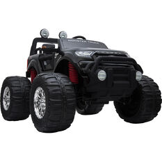 Ford Ride On Monster Truck - Ford Ranger, With Remote, , scaau_hi-res