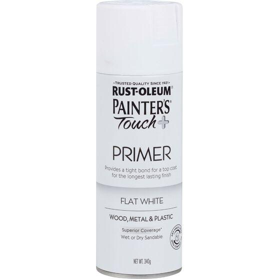 Rustoleum Aerosol Paint - Painters Touch Plus, White Primer, , scaau_hi-res