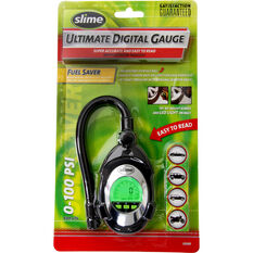 Digital Tyre Gauge - Deluxe, 0-100 PSI, , scaau_hi-res