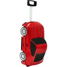 Kids Ford Mustang Pull Along Travel Case, , scaau_hi-res