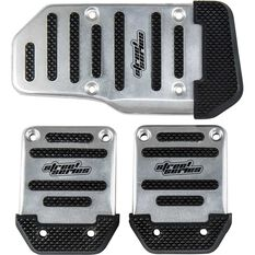 Street Series Pedal Pad Set - Manual, , scaau_hi-res