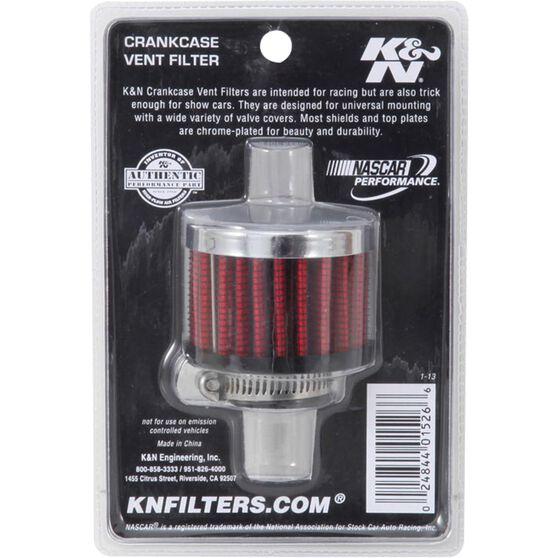 K&N Crankcase Vent Filter - KN 62-1360, , scaau_hi-res