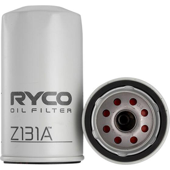 Ryco Oil Filter - Z131A, , scaau_hi-res