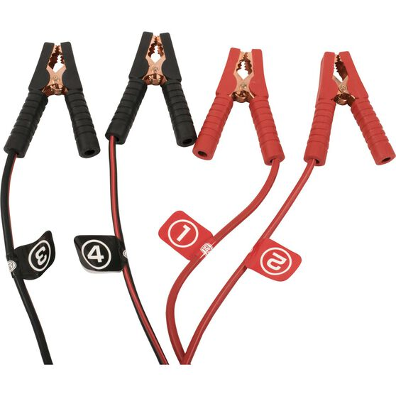 SCA 12V 200 Amp Jumper Leads, , scaau_hi-res