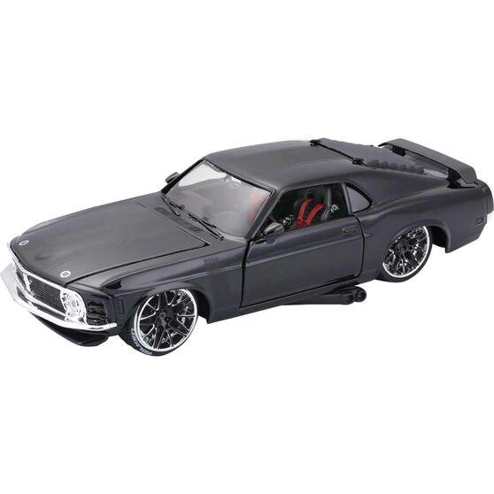 Die Cast Ford Mustang Boss 1:24 Scale Model, , scaau_hi-res
