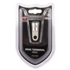 Ring Terminal - 8 Gauge, , scaau_hi-res
