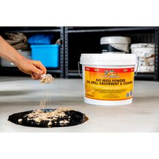 Gulf Western Absorbent Powder Oil Spill Kit, , scaau_hi-res