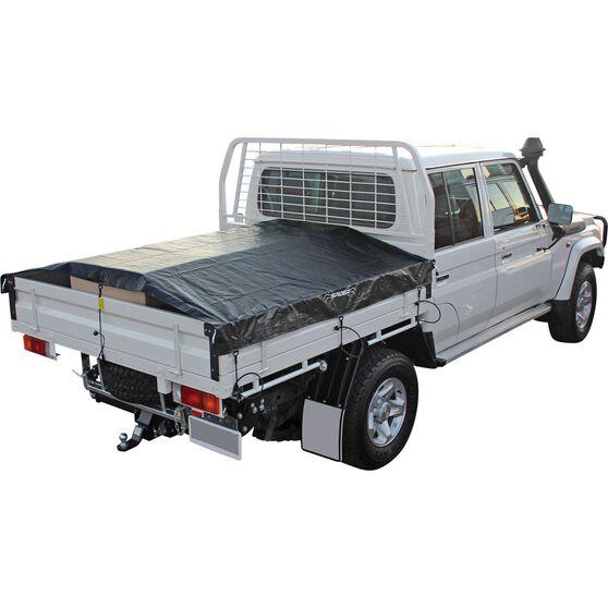 Spider Dual Cab Mesh Tarp - 1.86m X 2.15m, , scaau_hi-res