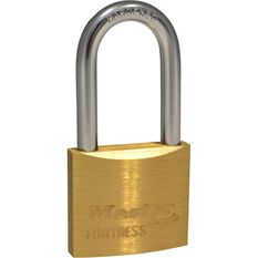 Master Lock Fortress Padlock - Long Shank, 40mm, , scaau_hi-res