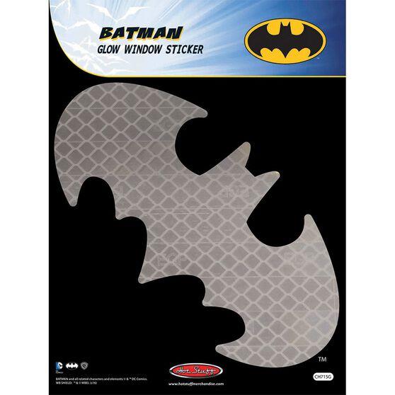 Hot Stuff Sticker - Batman Batwings, Glow, , scaau_hi-res