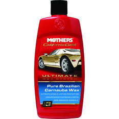 Mothers California Gold Pure Brazilian Carnauba Wax - 473mL, , scaau_hi-res