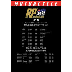 Race Performance Motorcycle Oil Filter RP140, , scaau_hi-res