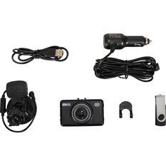 SCA 1080p In-Car Dash Cam with GPS - NX103F, , scaau_hi-res