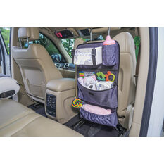 Cabin Crew Organiser Backseat Grey, , scaau_hi-res
