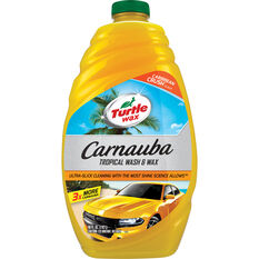 Turtle Wax Carnauba Wash & Wax - 1.42 Litre, , scaau_hi-res